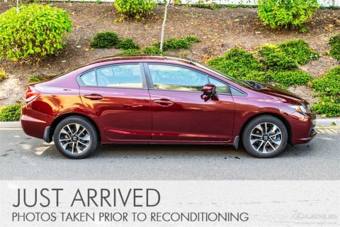 Used 2015 Honda Civic EX
