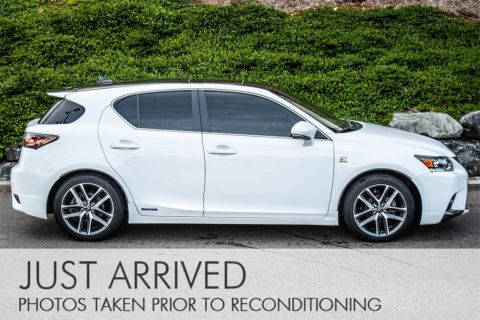 L/Certified 2016 Lexus CT 200h