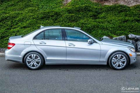 Used 2010 Mercedes-Benz C-Class C 300